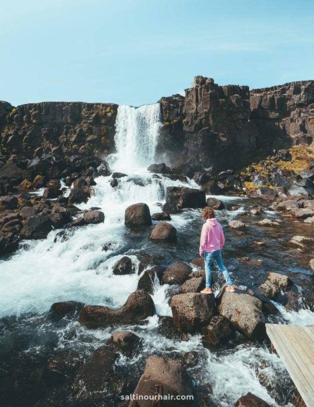 iceland unesco Thingvellir national park