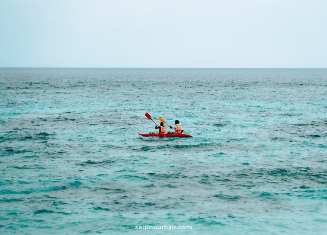 things to do koh lipe kayaking