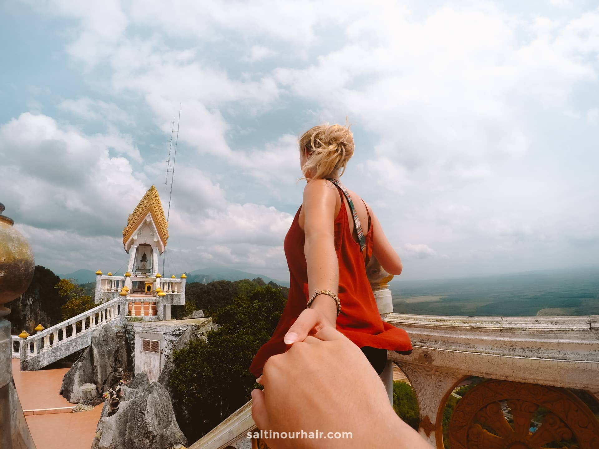 best things to do krabi Tiger cave temple