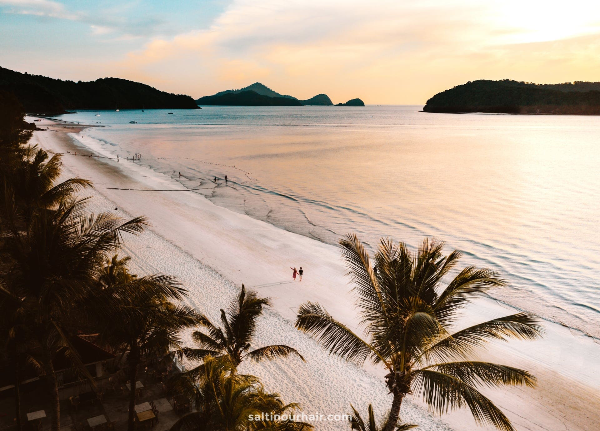 best places travel Langkawi malaysia