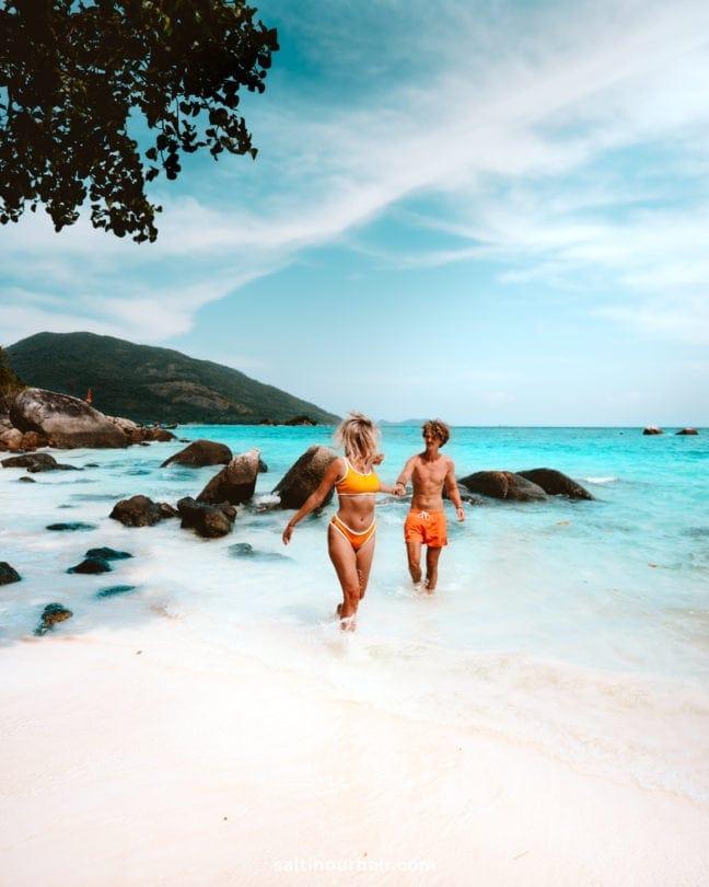 best places travel koh lipe thailand