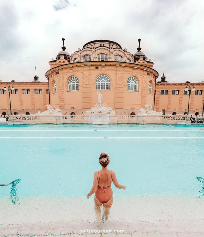 best travel budapest Thermal Bath
