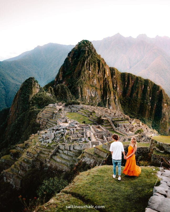 best travel destination machu picchu peru