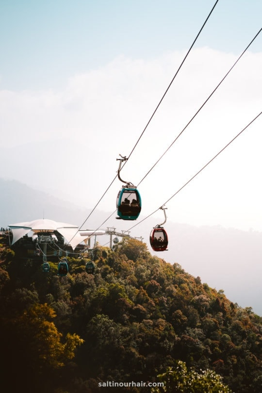 must travel langkawi cable car
