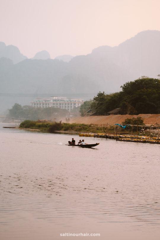 river laos