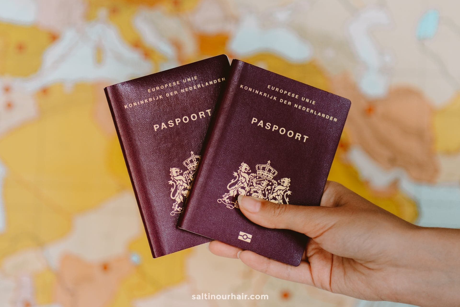 How to Become digital Nomad passports