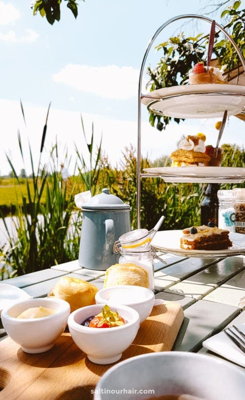 best high tea netherlands theetuin overleek
