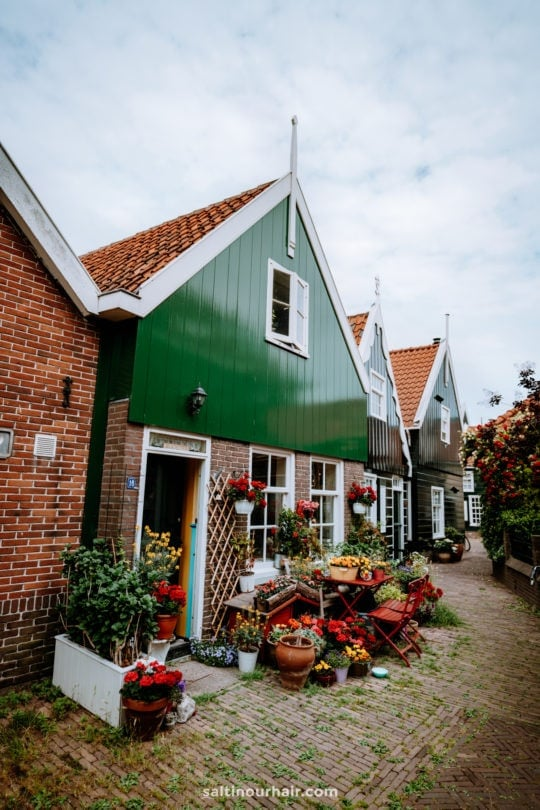 typical dutch house