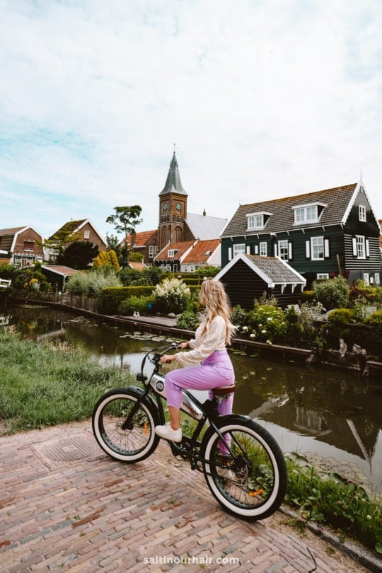 volendam amsterdam rent bike