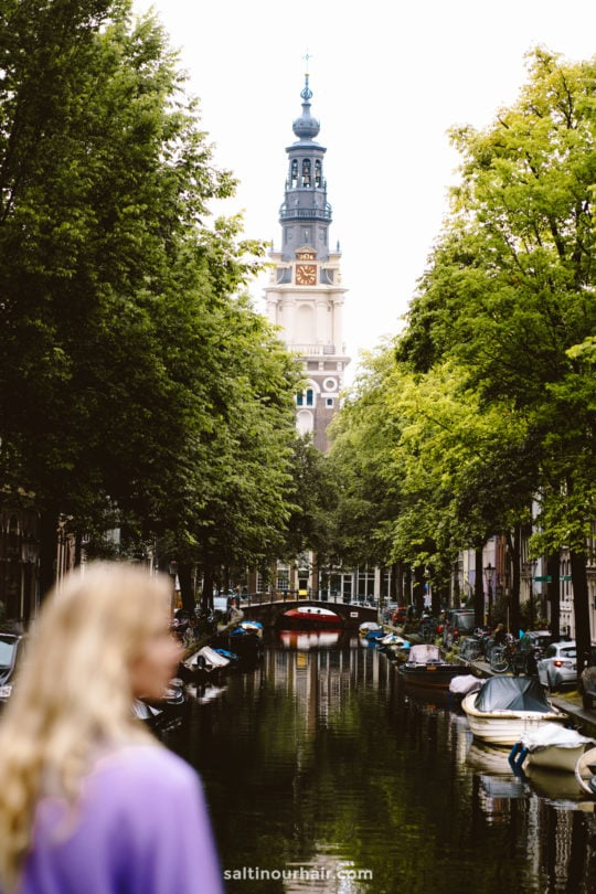 amsterdam summer city trip