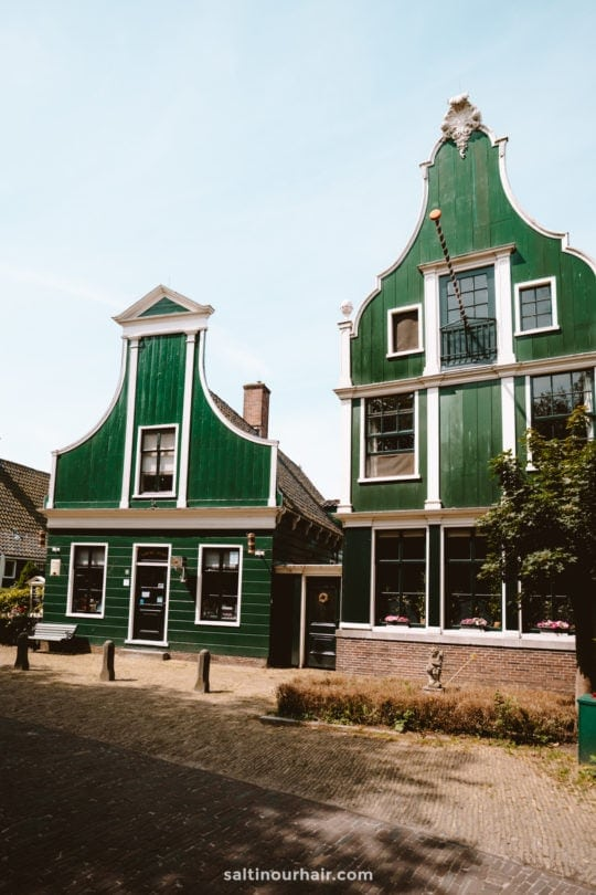beautiful houses netherlands