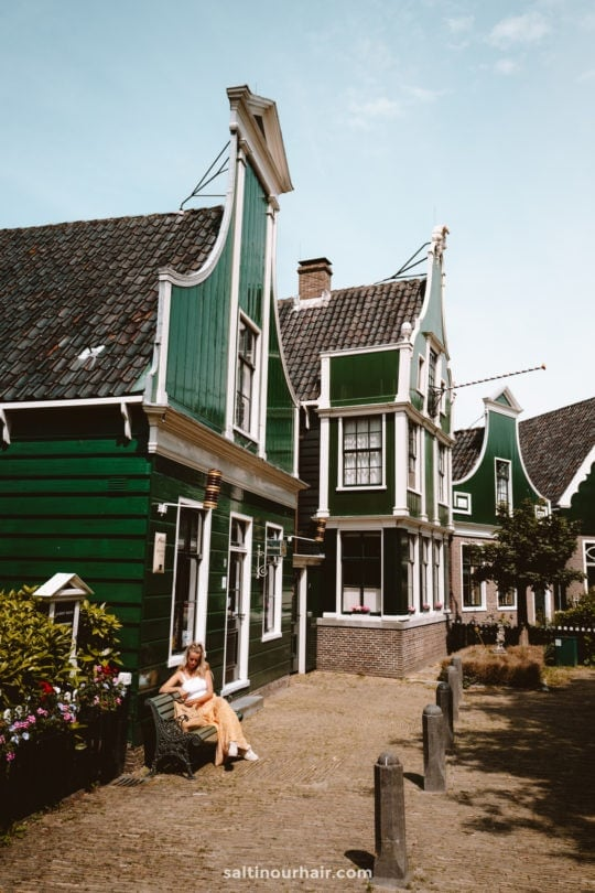 day trips from amsterdam zaanse schans