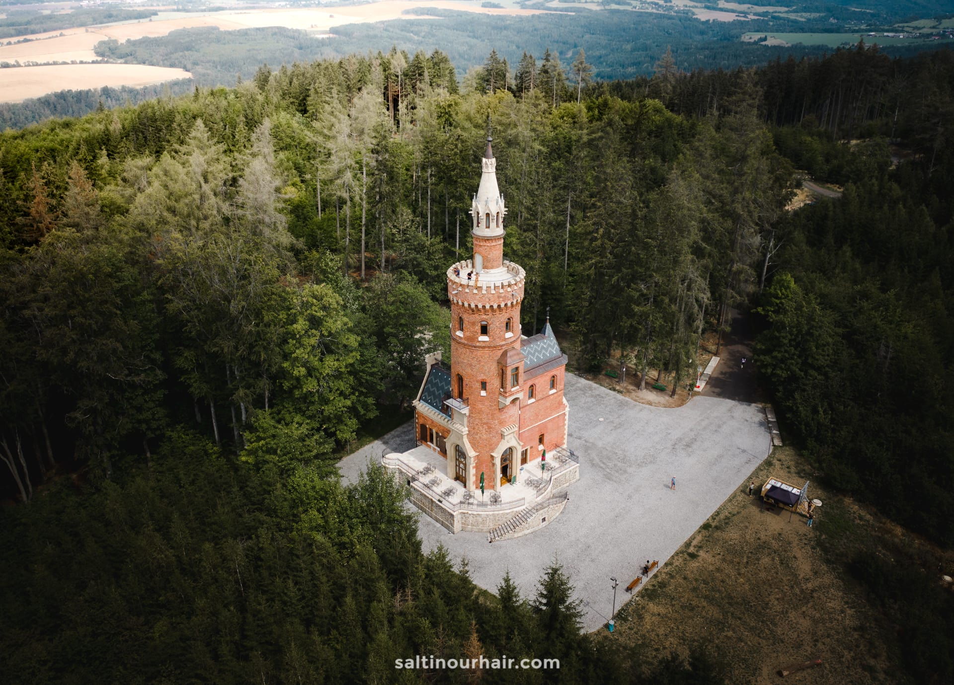Things to do Karlovy Vary Goethes Lookout Tower