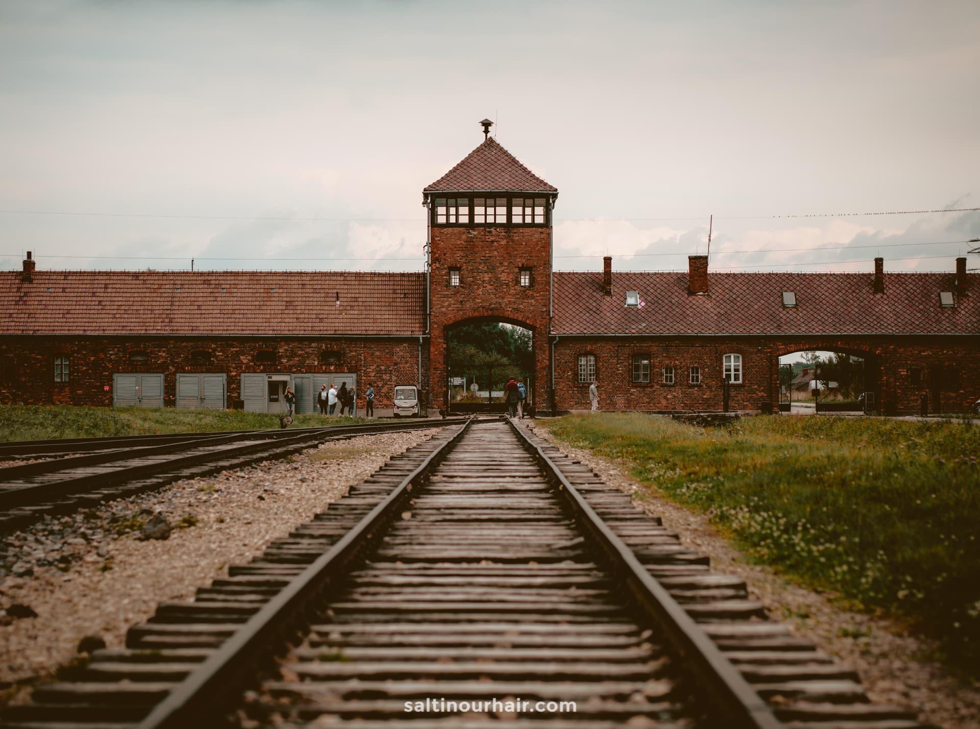 krakow-poland Auschwitz Concentration Camp