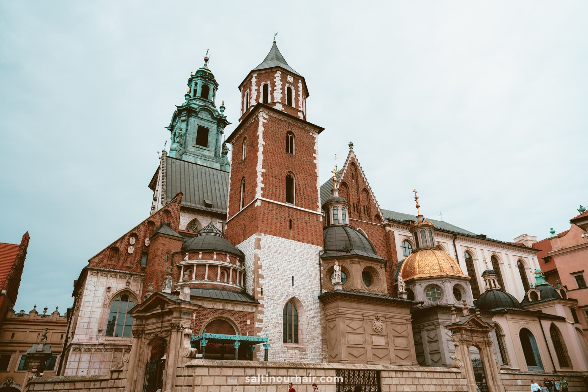 krakow poland things to do Wawel Castle
