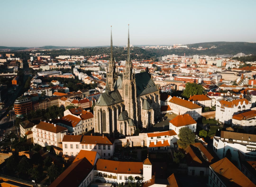 things to do brno Cathedral St Peter Paul