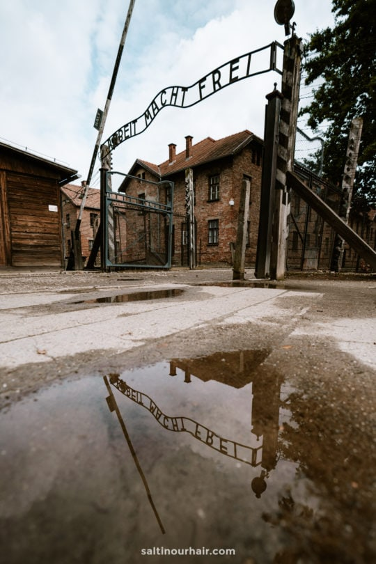things to do krakow Auschwitz Concentration Camp