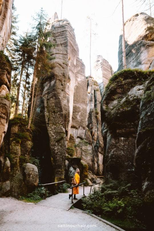 Czech Republic national park
