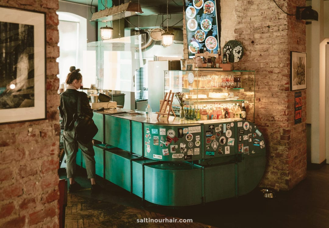 best cafe wroclaw