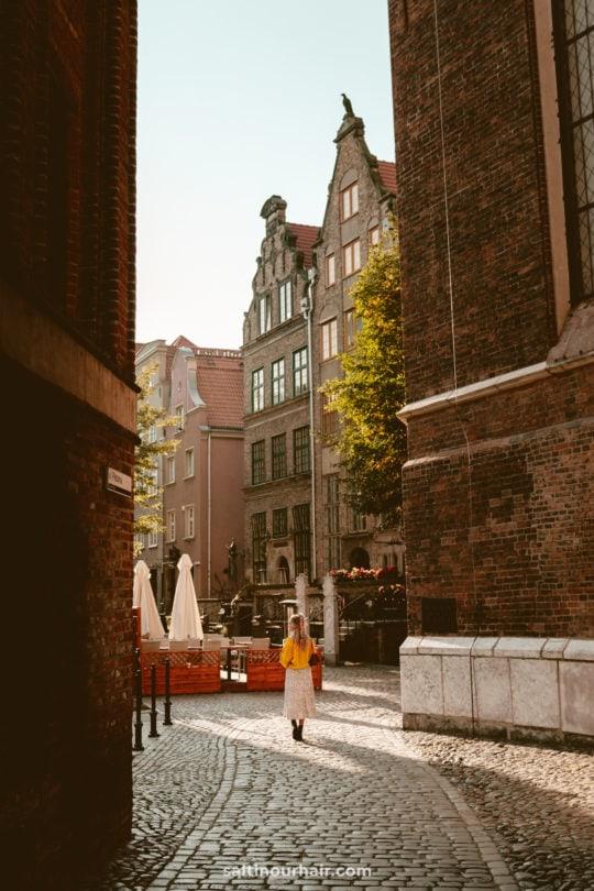 perfect city trip gdansk poland