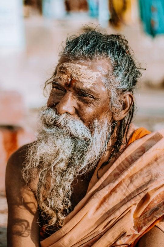kerala india portrait