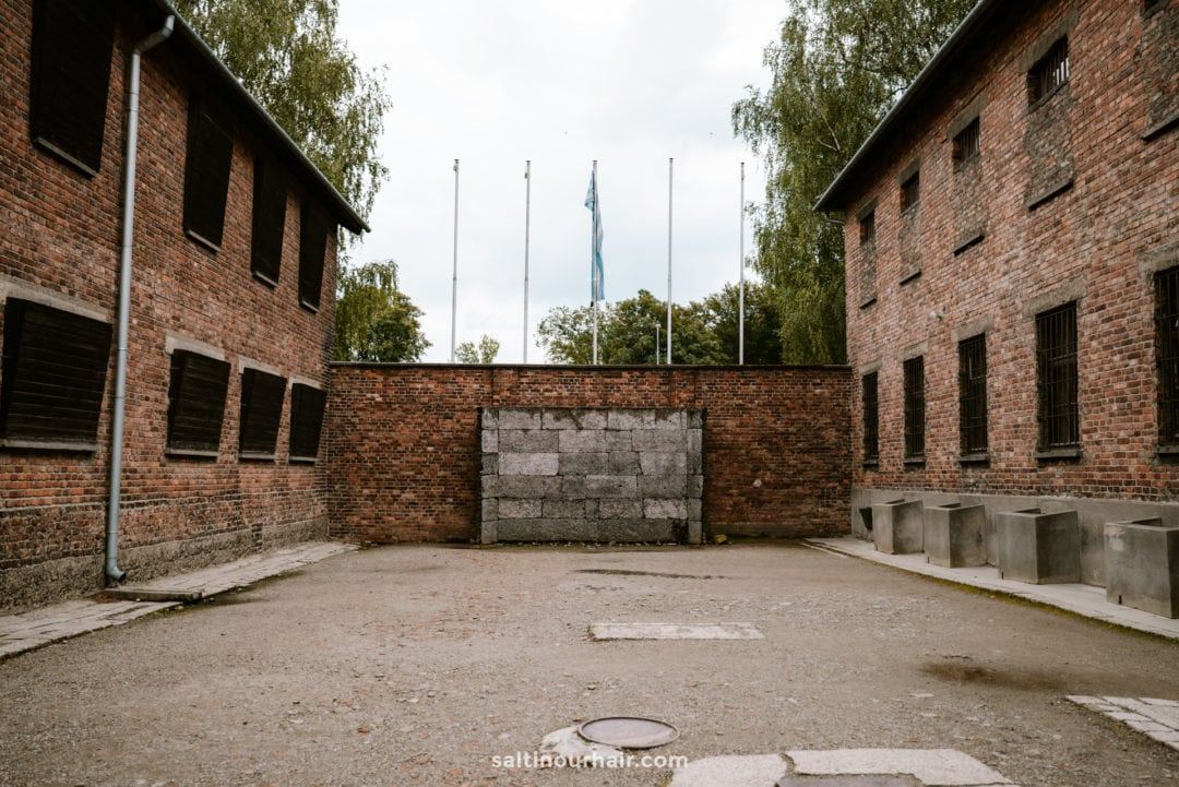 tour Auschwitz Concentration Camp