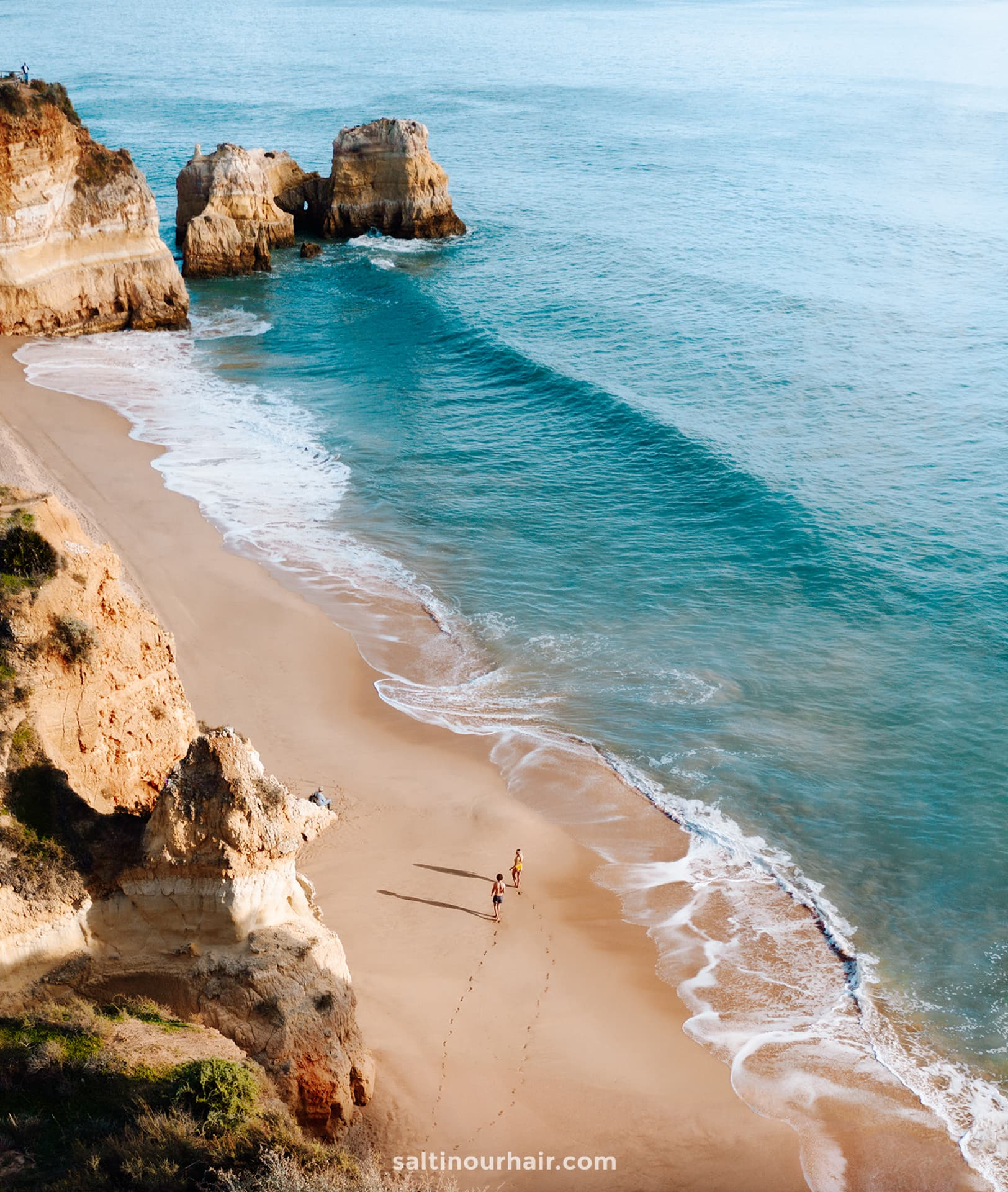 algarve portugal most beautiful beaches