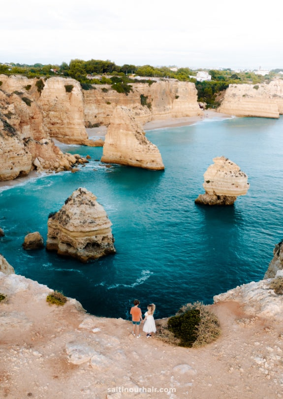 best things to do algarve portugal cliff walk