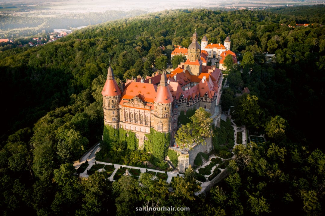 poland most beautiful castle