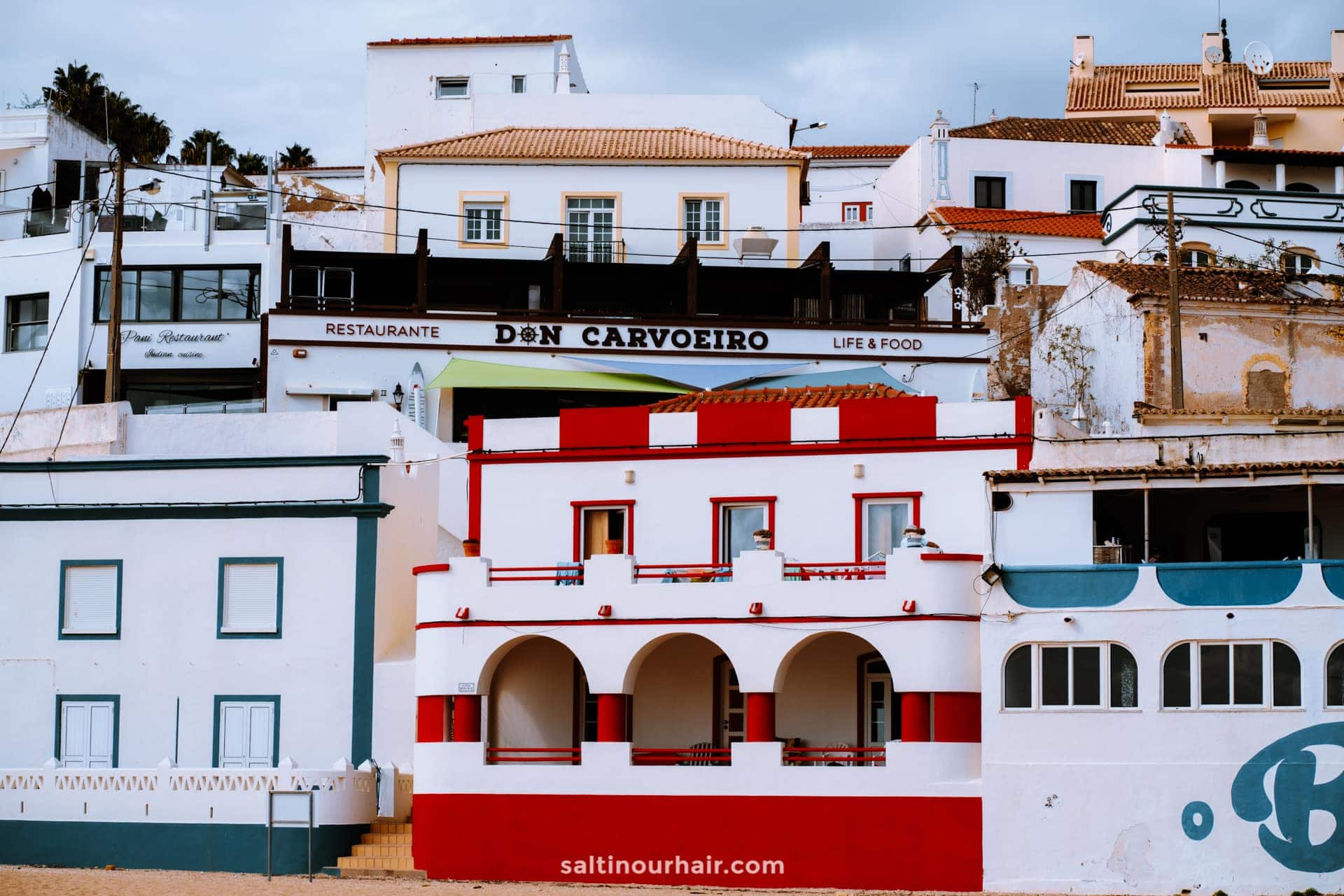 to do algarve Carvoeiro