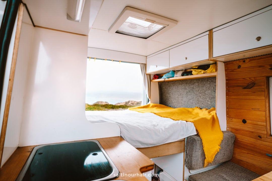 travel campervan